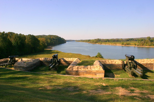Fort Donelson Battery - Dover, TN