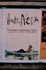 HEATHER NOVA (Posters in Amsterdam by Jarr Geerligs) Tags: nova amsterdam poster design graphics heather carteles plakate affiche jarr geerligs wwwpostersinamsterdamcom postersinamsterdam postersinams paradisoposterwall takenin2012 l112076418 222page14