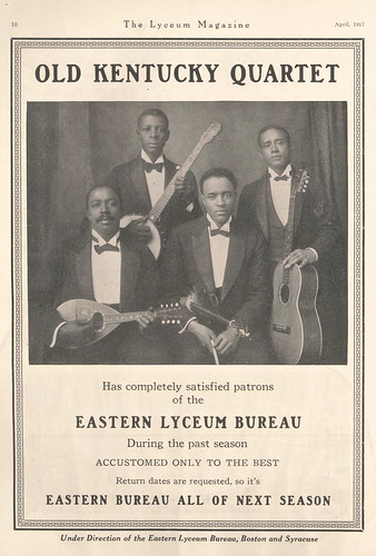 Old Kentucky Quartet