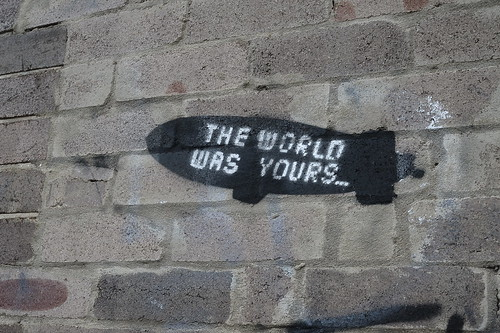 The World Was Yours