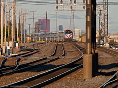 distant outbound (contemplative imaging) Tags: railroad usa chicago santafe fall burlington racetrack digital america train photography town photo illinois october track image suburban photos tracks saturday railway trains images il ill american commuter imaging suburb passenger metra northern cicero berwyn bnsf railroads cookcounty winnebago f40 194 outbound emd 2011 lavergne f40ph metx194 f40phm2 olye3 contemplativeimaging olyhg50200 olyhg1454 olyec14 ronzack 20111001 brw20111001