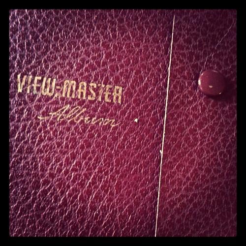 View-master disk album