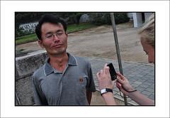 Kaesong, DPRK (North Korea). September 2011. (adaptorplug) Tags: asia korea communism kimjongil socialism northkorea pyongyang dprk kimilsung democraticpeoplesrepublicofkorea koryotours september2011 massgamesmegatour koryotoursseptember2011