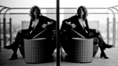 Twice the Beauty (Thomas Hawk) Tags: vegas bw woman usa sexy beautiful beauty america hotel cosmopolitan pretty erotic unitedstates julia lasvegas 10 nevada unitedstatesofamerica spouse fav20 sensual wife cosmopolitanhotel juliapeterson clarkcounty fav10 fav25 thecosmopolitan mrsth thecosmopolitanhotel thecosmopolitanoflasvegas