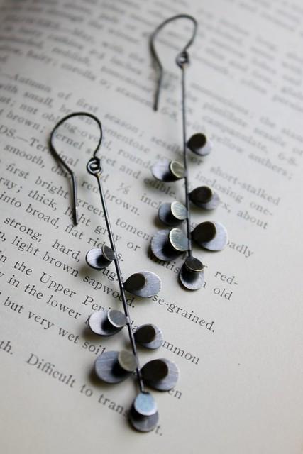 Prickly Stem Earrings