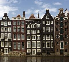 Amsterdam Architecture (Vasilis Mantas) Tags: windows house holland art netherlands amsterdam architecture canon photography canal l 1740 500d 2011 vmantas vmantasphotography