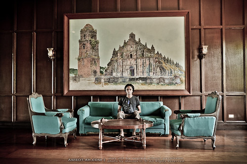 Malacañang of the North and Paoay Lake