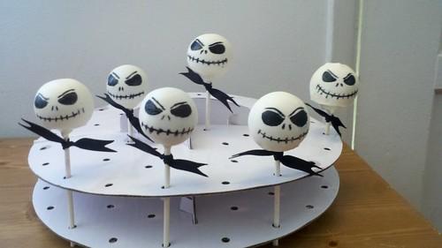 cake pops - Jack