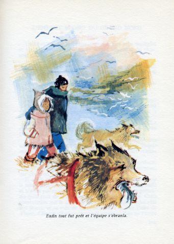 L'enfant du grand nord, by Edith GROTKOP-image-50-150