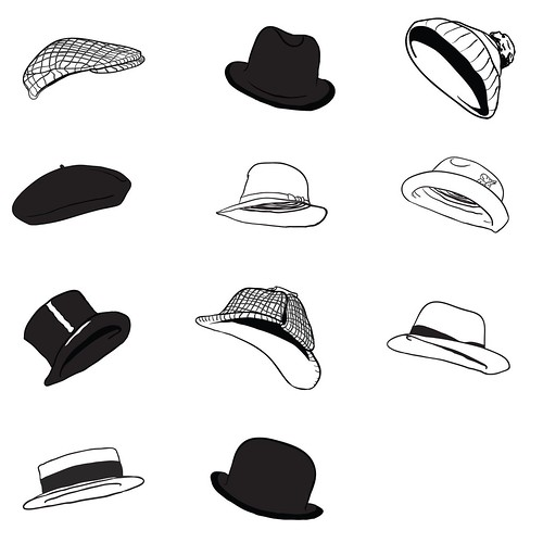 Hat Series by ChrisKoelsch