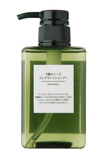 7 Herbs Shampoo
