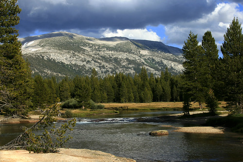 Lyell Fork of Tuolumne River