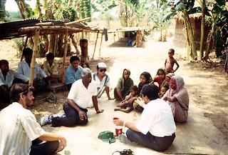 Aquaculture, Bangladesh. Photo by Mark Prein, 2006