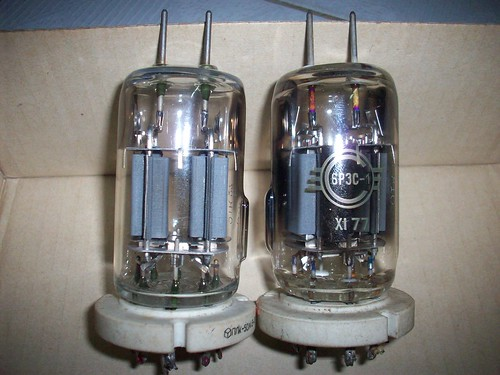 Bán bóng đèn ampli (Bóng đèn điện tử).