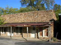 Old Cropwell Alabama  Post Office (jimmywayne) Tags: stone alabama postoffice historic stclaircounty cropwell