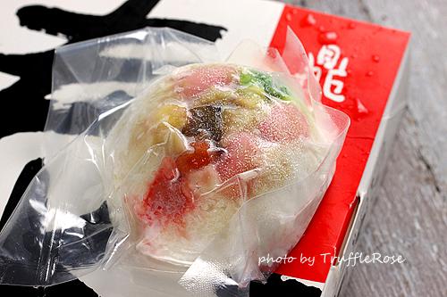鼎泰豐的小八寶飯-111017
