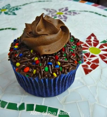 Ganhei cupcake!!!