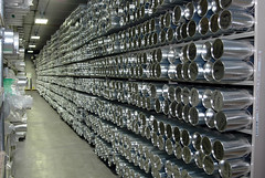 The WAIS Divide ice core repository at the National Ice Core Laboratory