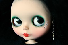 Green Day Custom #32 ~ Black Eyes