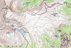 James Peak Topo