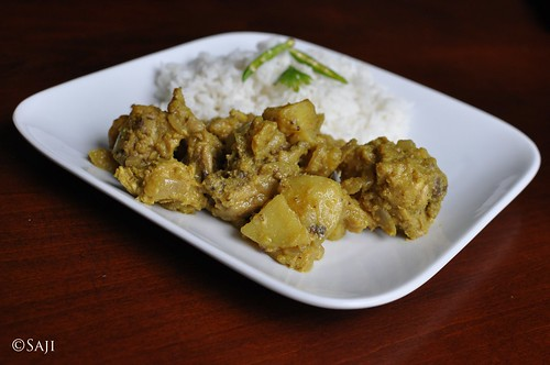Malaysian Chicken Devil Curry