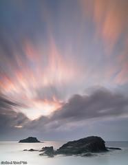 The eye (303seg) (Carlos J. Teruel) Tags: longexposure espaa sol sunrise mar nikon paisaje murcia amanecer nubes reflejo cartagena cabodepalos d300 2011 tokina1116 xaviersam singhraynd3revgrad leebigstopper carlositeruel