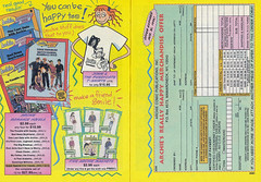 """Archie All Canadian Digest #1, August 1996 - pages 48 and 49, house ad for """"Archie's Really Happy Merchandise Offer"""" (Gary Dunaier) Tags: canada comics betty veronica comicbooks archie jughead"""