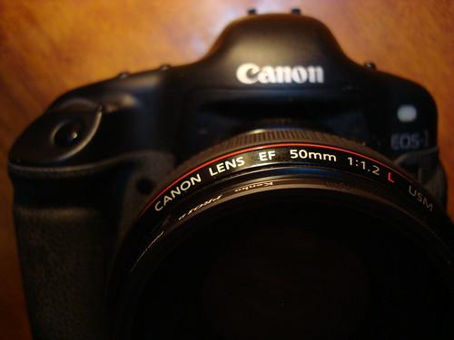 EF50mmF1.2L USM