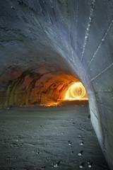More culvert woolorb (- Hob -) Tags: longexposure lightpainting abandoned underground raw orb tunnel culvert urbex airraidshelter lightsphere singleexposure lightjunkies woolspin