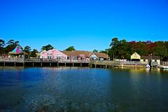 Smithville New Jersey (Brian E Kushner) Tags: new blue sky lake water birds geese duck pond nikon village nj historic jersey shops smithville rides 28300 nikor smithvillenewjersey nikon28300 d3s smithvillenj brianekushner nikond3s nikon28300mmf3556gedvrafsnikkorzoomlens