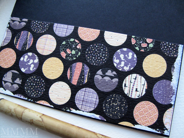 Make custom patterned paper