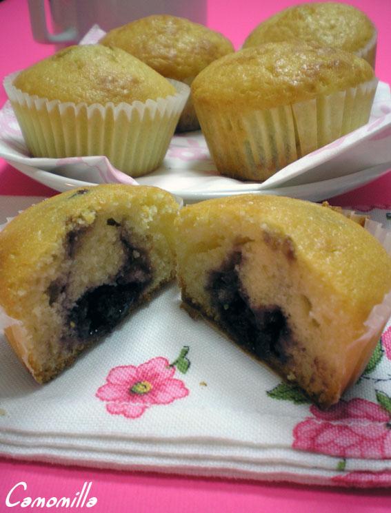 muffins-marmellata
