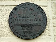 Photo of Black plaque number 8072