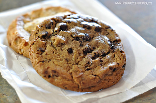 Chocolate Chunk Cookie at Taste of Scandinavia ~ Little Canada, MN
