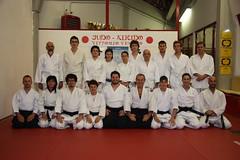 Cinque nuove cinture nere di Aikido