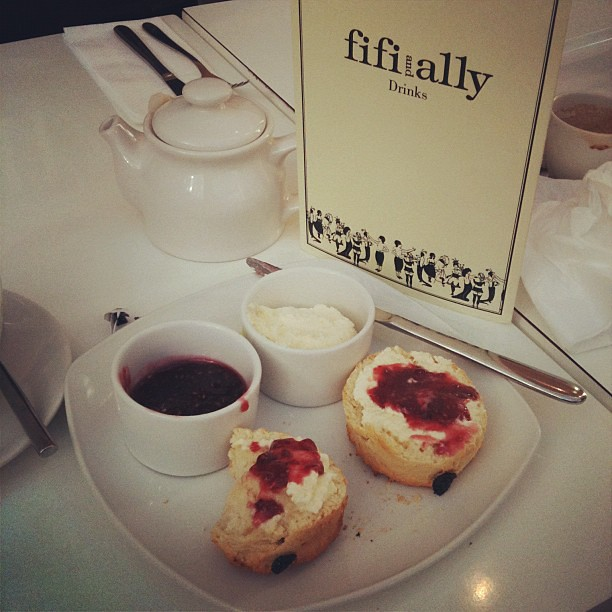 Best scone in Glasgow