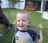IMG_9051 (drjeeeol) Tags: backyard charlie triplets toddlers 2011 36monthsold
