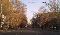 Tehran in A Friday - تهران در یک روز جمعه (IranMap) Tags: iran iranmap iranmapcom tehranonafriday