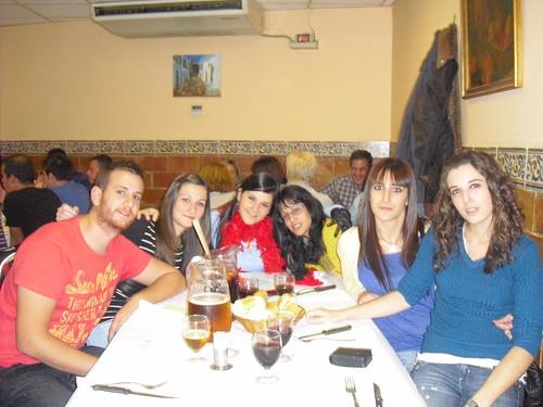 Zaragoza | Restaurante Pasgón | Foto de grupo
