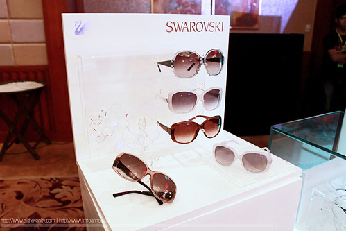 Swarovski Eye Wear Launch
