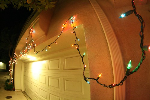 Day 298 - Christmas Lights