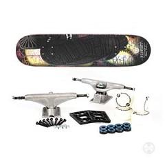 "ELEMENT SILVER BACK GORILLA 8"" SKATEBOARD - COMPLETE FEATHERLITE  http://www.boardshop.com.au (hava0987) Tags: shop sydney online buy skateboard shops skateboardskate australiaskateboarding shopslongboard shopsbuy onlineskateboard"