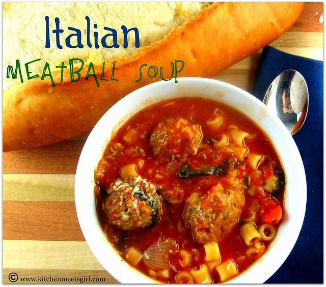 Meatball Soup 1
