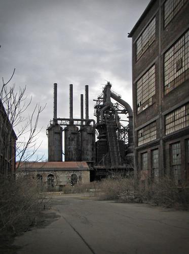 'a' furnace