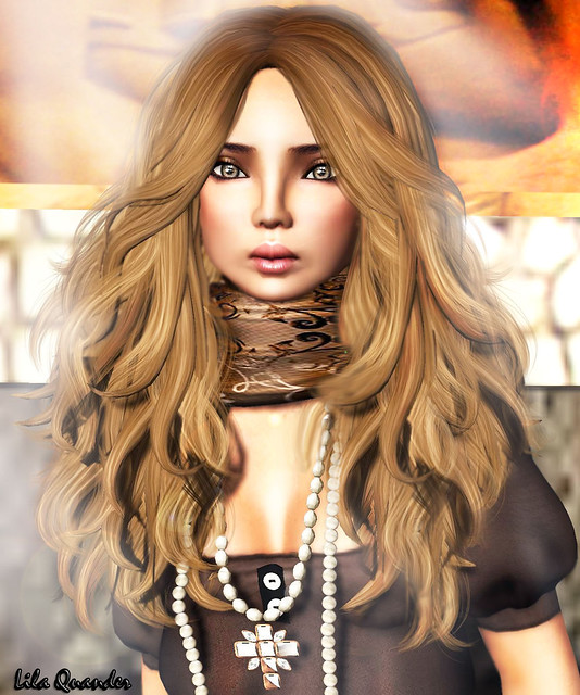 TRUTH - Lilila w/ Roots - honey by Truth Hawks & Belleza Chloe SK 5 by Tricky Boucher