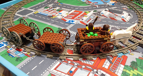 Wagon Train test
