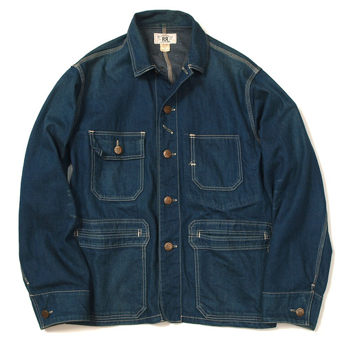 RRL / Denim Coverall