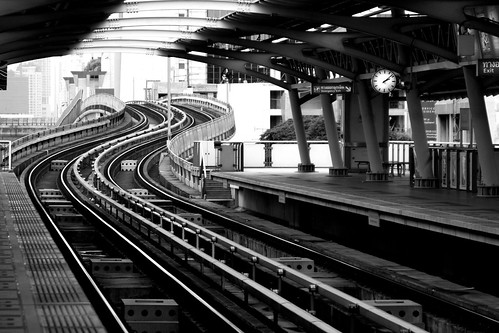 Bankok Sky Train