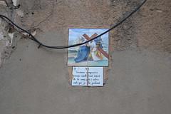 Via Crucis, VI estaci (esta_ahi) Tags: barcelona espaa spain cermica baixllobregat viacrucis rajoles  elpapiol vernica