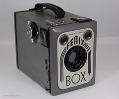 Fenix Box on Display (01) (Hans Kerensky) Tags: camera 120 germany box made fenix 6x9 kamera rollfilm vredeborch vredebox syncrona